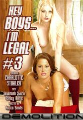Hey Boys I'm Legal 03