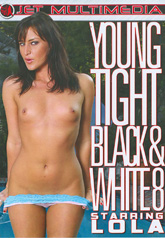 Young Tight Black And White 08