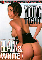 Young Tight Black And White 07