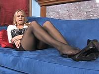 Cute Huge Tits Blond Alanah