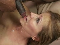 Blonde Milf as Payment