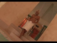 Hot Euro Blonde Ass Fucked at the Spa