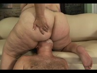 BBW Helen Suck Fuck and Facial