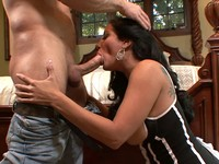 Sexy Thick Latina Milf