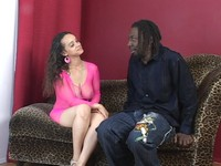 Tight Cunt Contessa Fucked By Big Black Cock