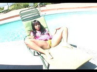 Cute Ebony Teen Tess