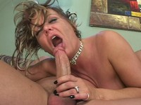 Blond Milf Kelly Fuck Younger Stud
