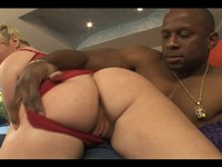 Big Ass Blond Anal Sex With Big Black Cock