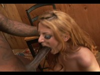 Big Booty Redhead Ass Fucked By Huge Black Cock