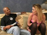 Blonde Eye For The Black Guy 03, Scene 4