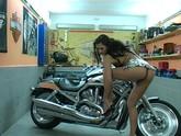 Denisa Biker Slut