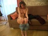 Lenka's Sexy Masturbation