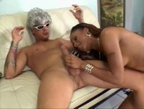 Interracial House Of Pussy 01, Scene 1