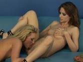 Alexis Malone and Annika Lesbian 01