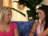 Jessica Lynn and Micah Moore Lesbian 01
