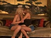 Jessica Lynn and Lexi Tyler Lesbian 01