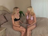 Nevaeh and Sabrina Rose Lesbian 01