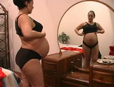 Pregnant Girls 18, Scene 1
