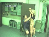 Security Cam Chronicles 07, Scene 1