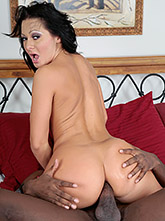 Sandra Ass Fucked By Black Cock