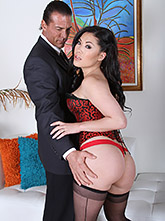 Asian Hottie London Lingerie Fuck